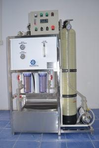 2000, 3000, 5000LPD seawater desalinaiton RO system
